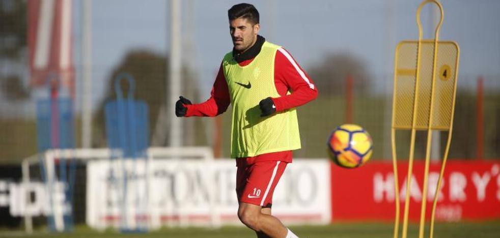 Sporting | «Confiamos en el entrenador», afirma Carlos Carmona