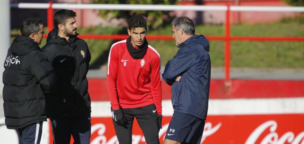 Sporting | Trece jugadores y dos dudas