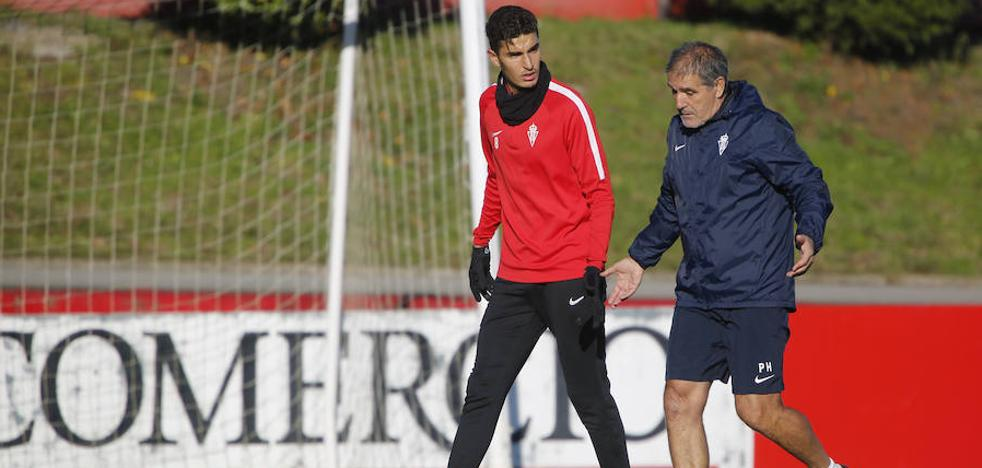 Sporting | Rachid también es baja para Barcelona