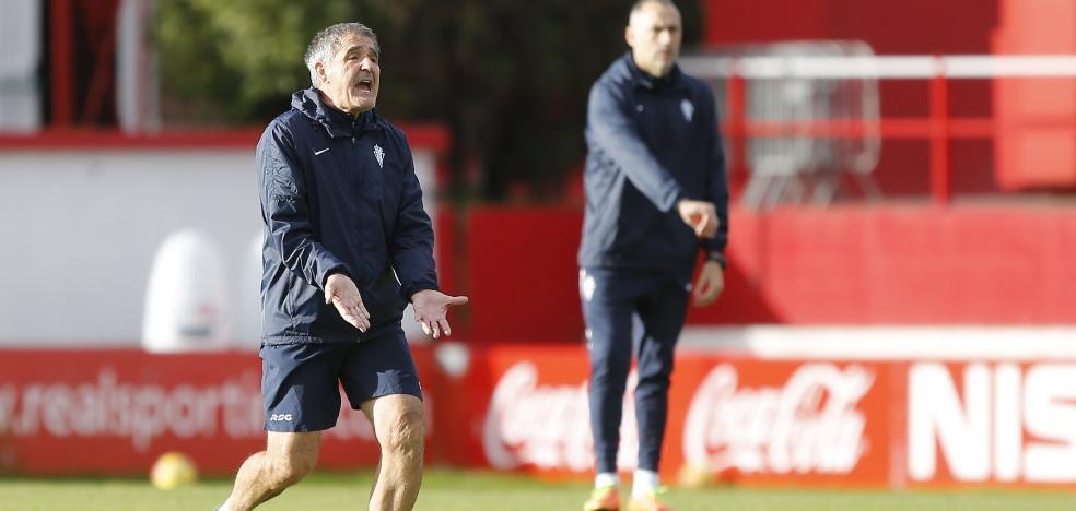 Sporting | Al rescate de Paco Herrera