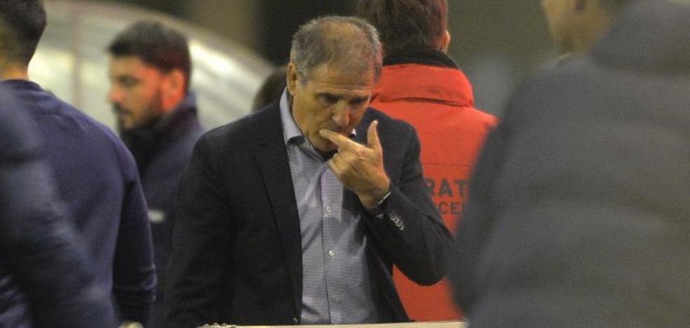 Herrera: «Tengo muy claro que el culpable soy yo»