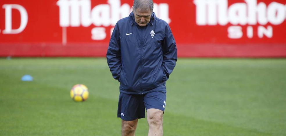 El Sporting demora la decisión sobre la continuidad de Herrera