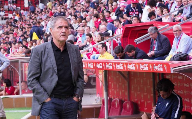 Rubén Baraja se perfila como nuevo entrenador del Sporting