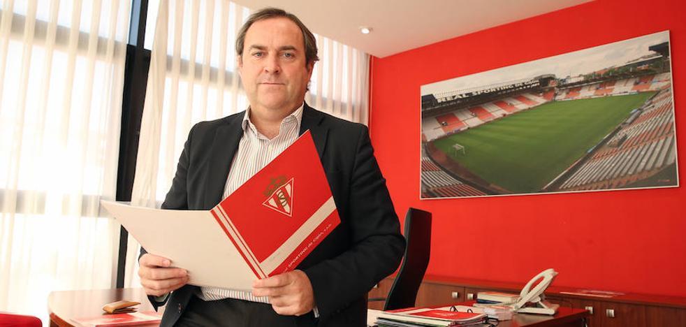 SPORTING | Ramón de Santiago: «Las decisiones del consejo son siempre amparadas por el director deportivo»