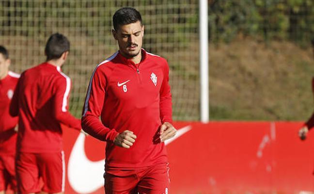 Sergio forzará para jugar ante el Tenerife