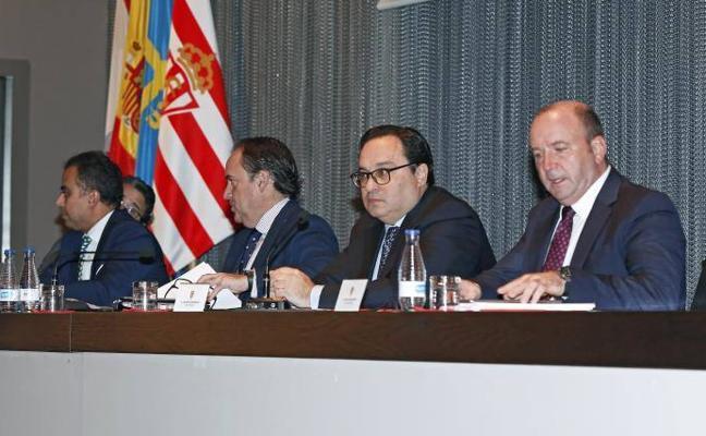 Sporting   Los 'hitos económicos' marcan la Junta