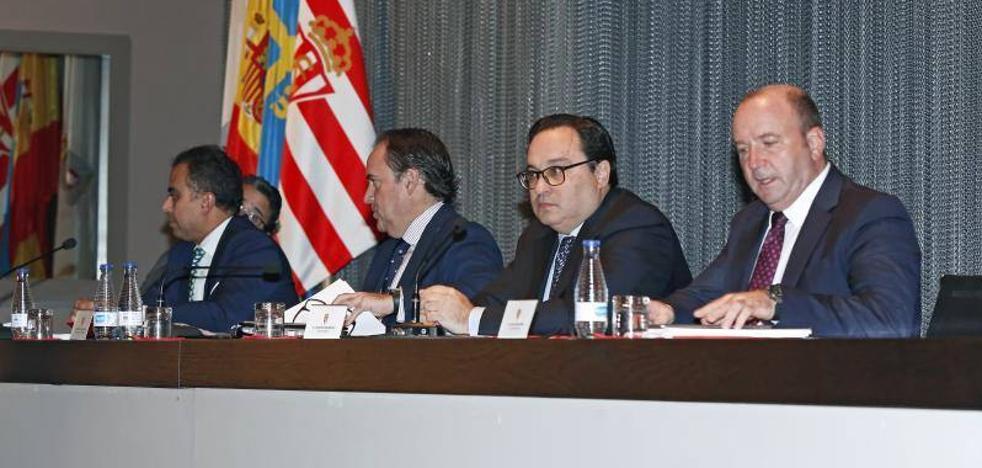 Sporting | Los 'hitos económicos' marcan la Junta