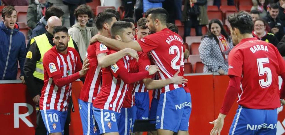 Sporting | El Molinón vuelve a sonreír (3-0)