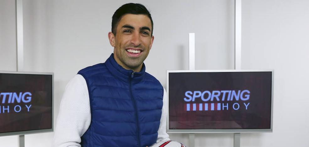 Sporting   Michael Santos acelera para llegar al partido frente al Córdoba