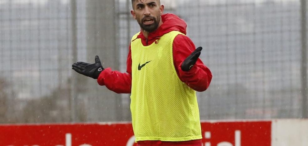 Santos: «Los diez goles que llevo se aproximan a lo que esperaba»