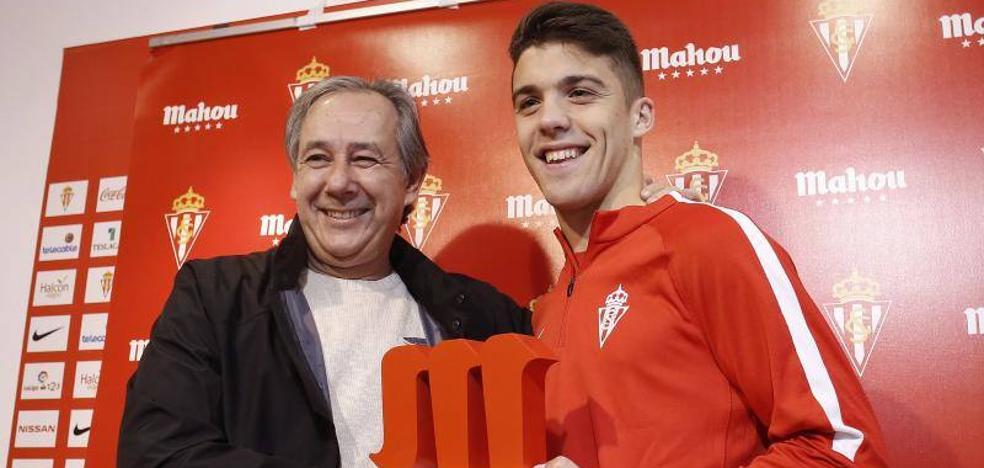 Sporting | Nacho Méndez: «Estoy preparado para competir con quien sea»
