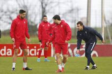 «Es muy importante ganar en casa para hacer un llamamiento a la afición», asegura Álex Pérez