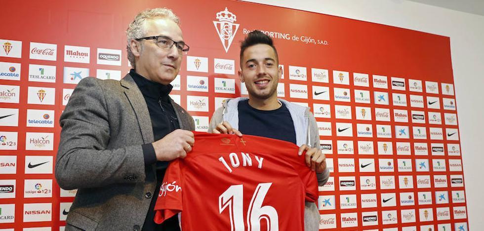 «Mi único deseo era volver al Sporting», asegura Jony