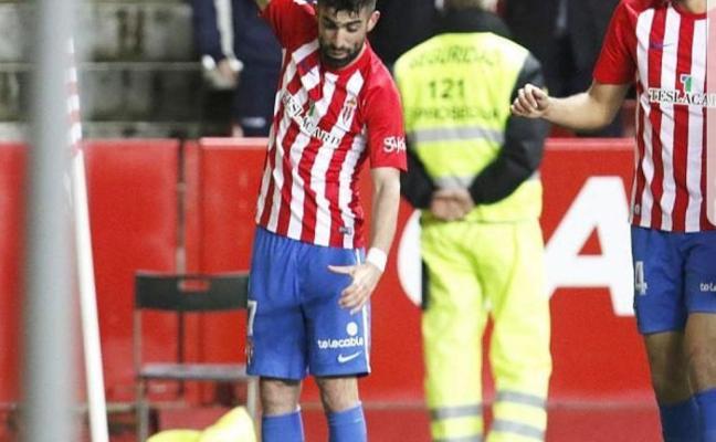 «Celebré el gol escanciando sidra, me gusta», dice Santos