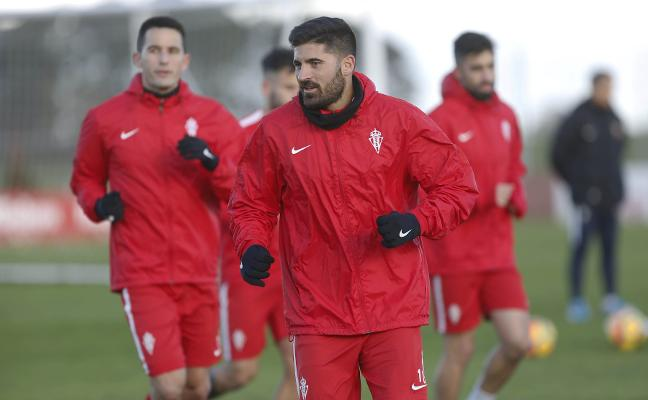 Sporting | Carmona: «Poco a poco miramos hacia arriba»
