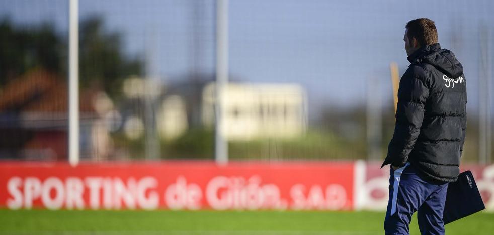 Sporting | Baraja busca la bendición fuera