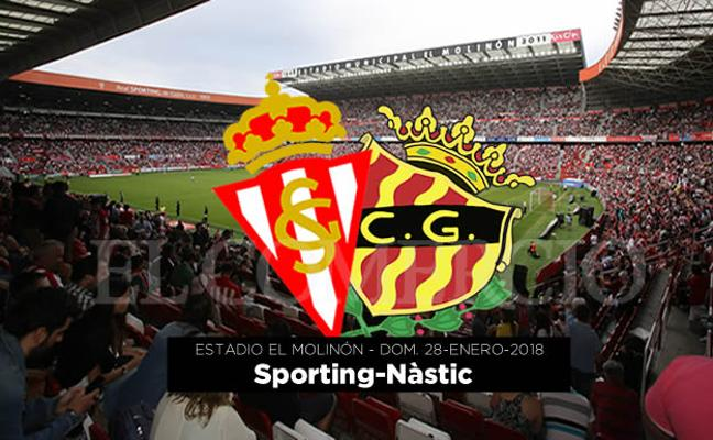 Concurso: Gana entradas para el Sporting-Nàstic