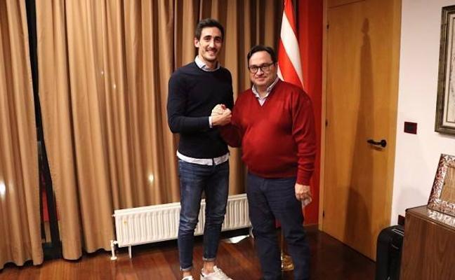 Sporting | Diego Mariño renueva hasta 2022