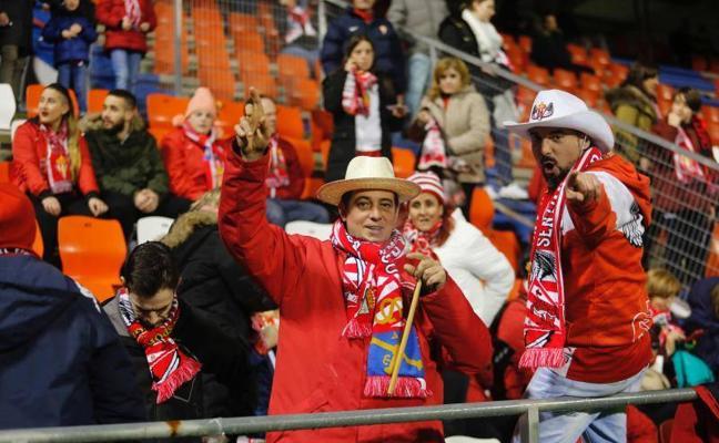 ¿Estuviste en el partido Lugo - Sporting? ¡Búscate!
