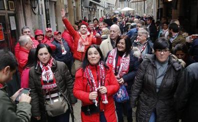 La Mareona invade Lugo