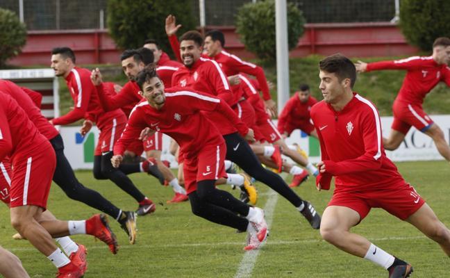El Sporting busca un acelerón en Lugo