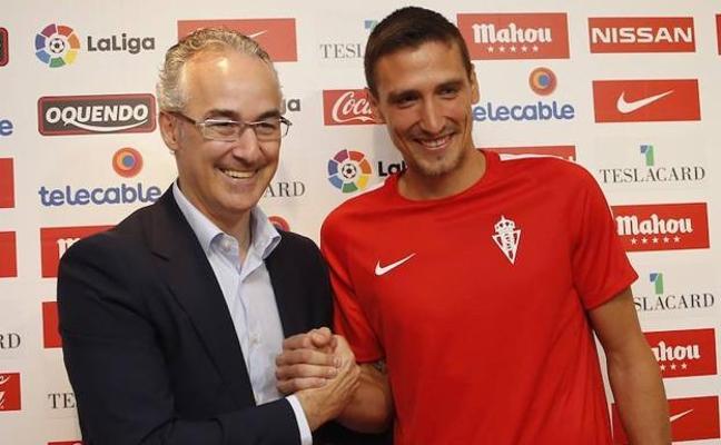 Sporting   Scepovic sigue pendiente de resolver su futuro