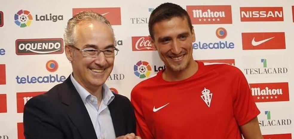 Sporting | Scepovic sigue pendiente de resolver su futuro