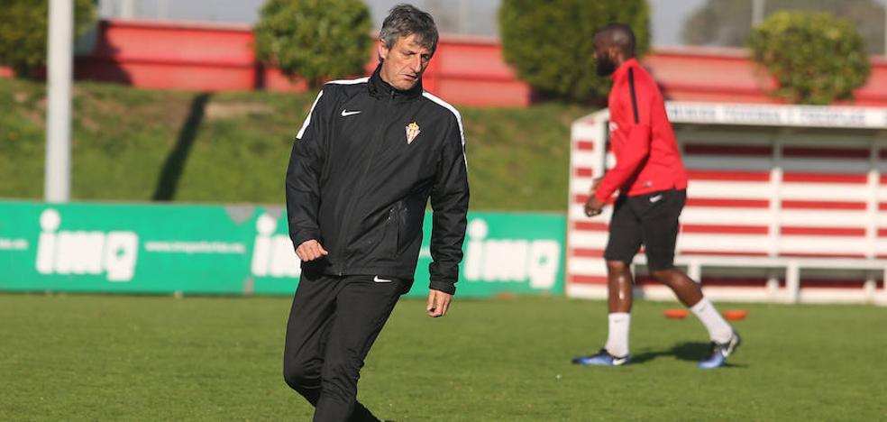 El TSJA da la razón al Sporting en el caso contra el cuerpo técnico de Abelardo