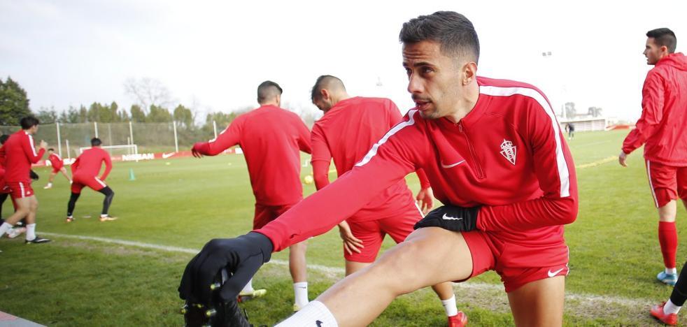 Carlos Castro: «El Real Oviedo no es favorito, somos el Sporting»