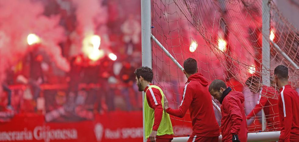 Antiviolencia propone una sanción «muy grave» al Sporting por favorecer las actividades de los ultras