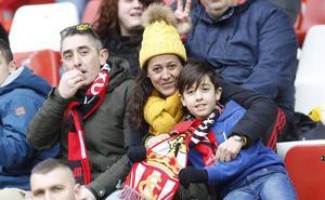 ¿Estuviste en el Sporting 2-0 Numancia? ¡Búscate!