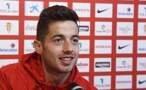 Jony: «El Sporting tiene que dar un paso adelante fuera de casa»