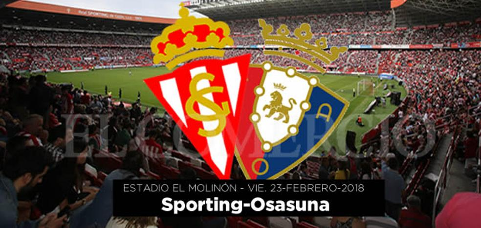 Concurso: Gana entradas para el Sporting-Osasuna