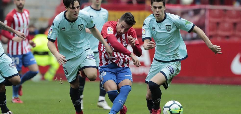 El Sporting tiene cita con sus fantasmas