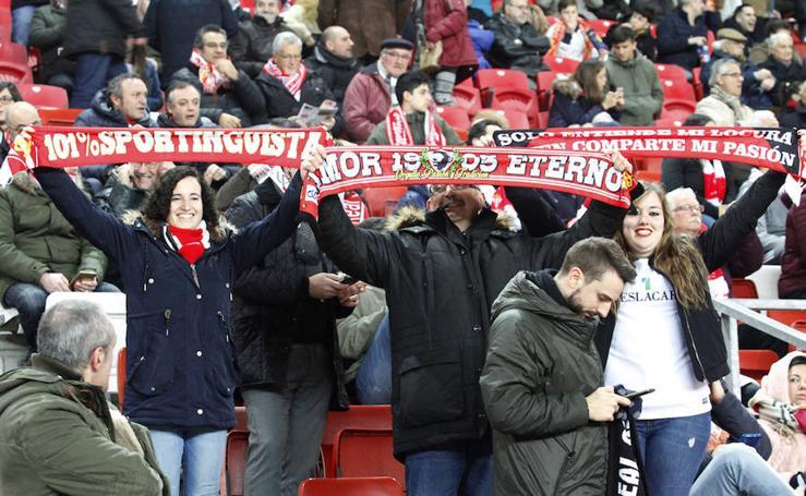 ¿Estuviste en el Sporting-Osasuna? ¡Búscate! (1)