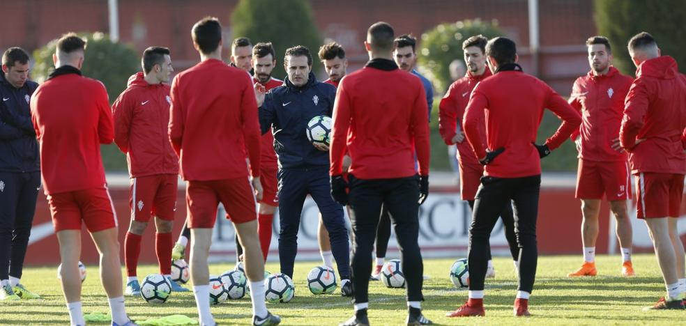 Sporting   Osasuna pone a prueba el fortín de Baraja