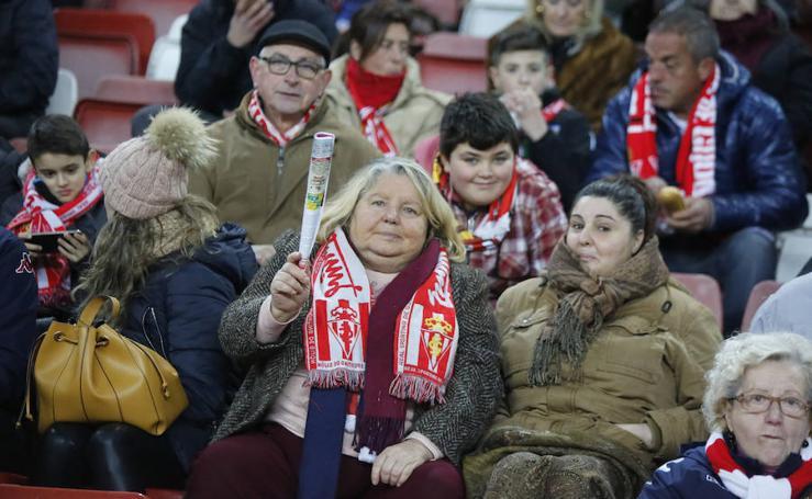¿Estuviste en el Sporting 2-0 Osasuna? ¡Búscate! (3)