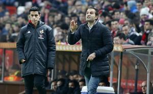 Sporting | «Estamos en el camino», asegura Rubén Baraja