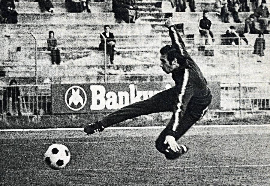 Quini, en la selección española de fútbol