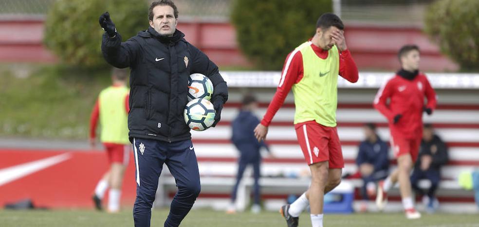 Sporting | Álex Pérez: «Hay que subir por Quini»