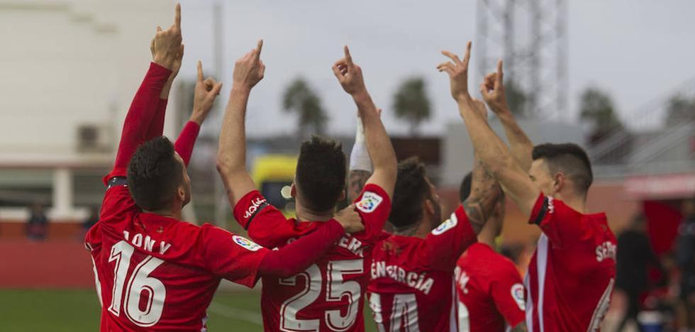 Un triunfo por Quini | Sevilla Atlético 0-1 Sporting