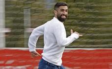 Michael Santos: «Me picó en el orgullo perder contra el Real Oviedo en el Tartiere»