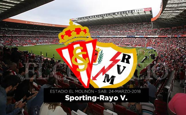 Concurso: Gana entradas para el Sporting–Rayo