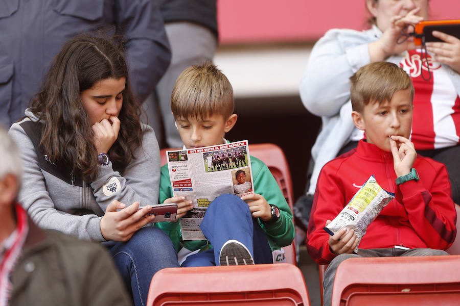 ¿Estuviste en el Sporting 2-1 Reus? ¡Búscate! (III)