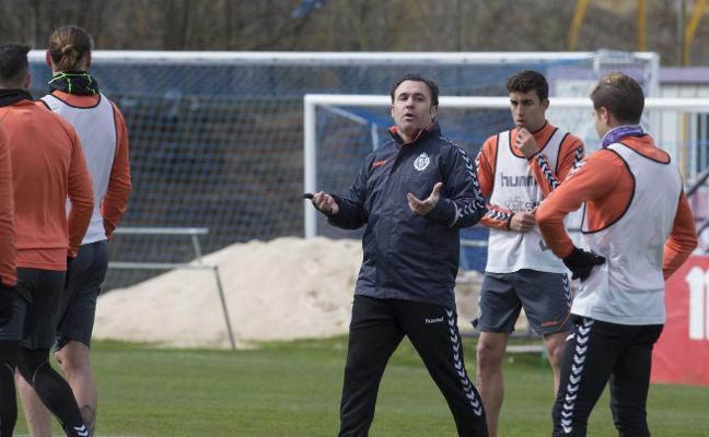 «Tengo claro cómo ganar», avisa Sergio González