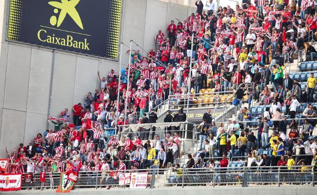 El sportinguismo resiste en Cádiz