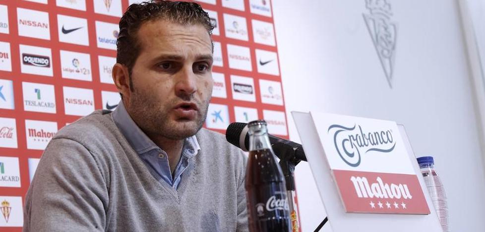 Baraja: «El objetivo fundamental es el Huesca»