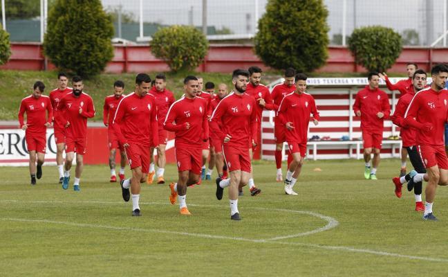Sporting | El Alcorcón resucita la esperanza