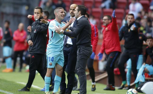 Sporting | La sanción de Baraja puede rondar los cuatro partidos