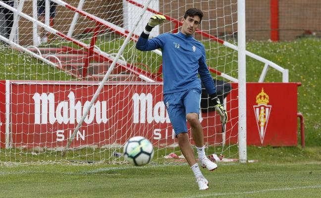 Sporting | Mariño: «Nos debe servir para aprender»